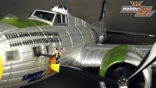 HobbyKing Daily - B17G Liberty Belle