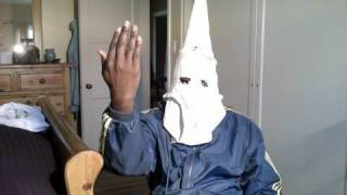 Chatroulette Racist Test Tuesday 3.? White Power.Racist Pill.