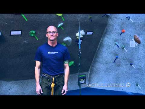 Learning To Lead Presented By Trublue Auto Belay