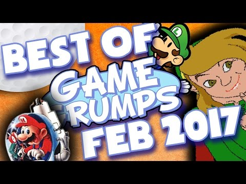 BEST OF Game Grumps - February 2017