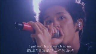 one ok rock - be the light 和訳 歌詞付き 2014 Yokohama アリーナで開...