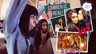Camren Is Real! (Fifth Harmony Reaction)