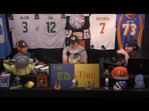 The Ed and Tom Show   Episode #29 27 JUN 16