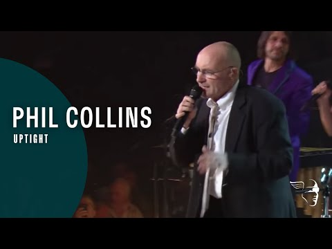 Phil Collins - Uptight (Everything's Alright) (Going Back Live)
