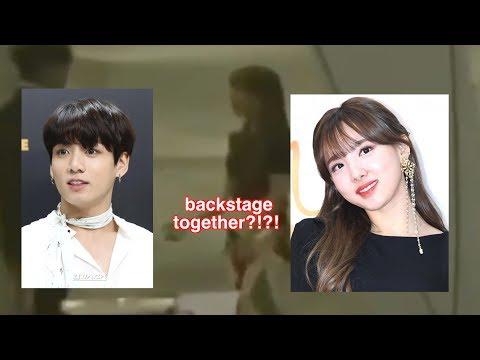 nayeon dating bts