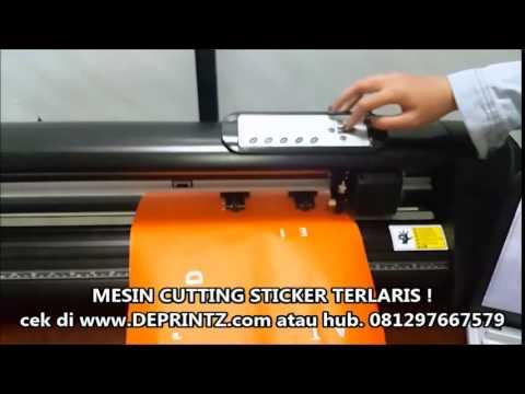 Cara Pemakaian Mesin Cutting Sticker Jinka  Xl Deprintz Com