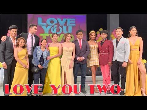 LOVE YOU TWO Cast Presentation | Jennylyn Mercado, Gabby Concepcion, Solenn Heussaff, Clint Bondad