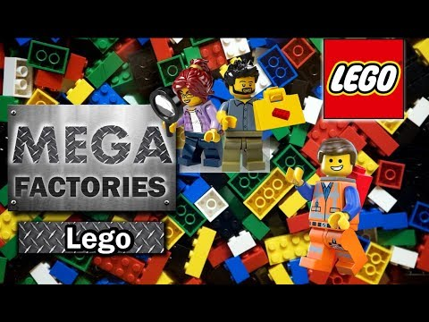 MEGAFACTORIES:Lego By NatGeo🏭 हिंदी
