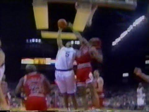 Juwan Howard (27pts) vs. Bulls (1996)