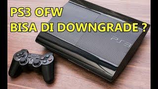 DOWNGRADE PS3 OFW TANPA BONGKAR MESIN