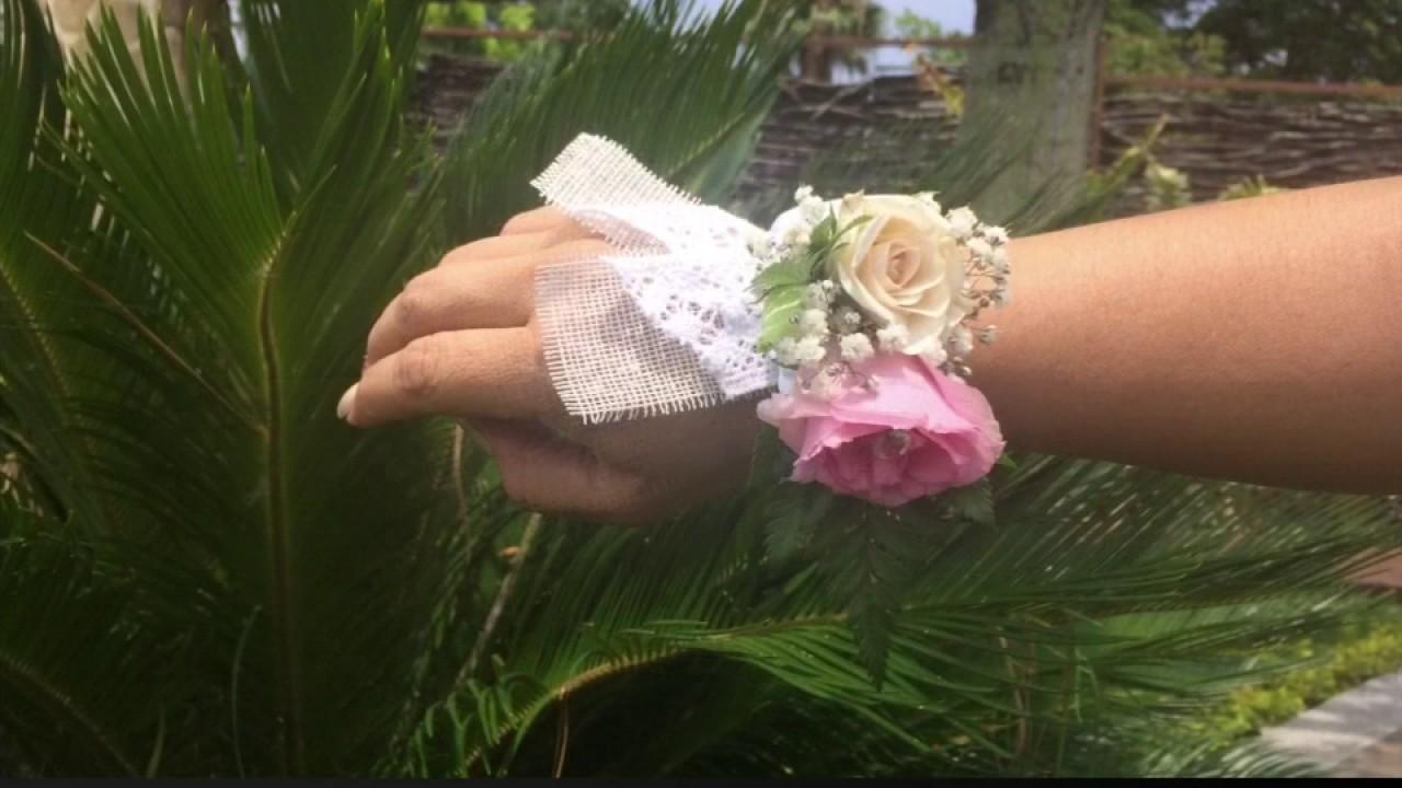Pulseras Para Damas Bodas Cuernavaca Flores Bouquet
