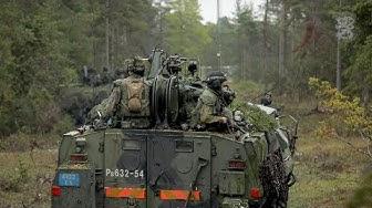 Trident Juncture 18 – Kansallinen puolustuskyky vahvistuu