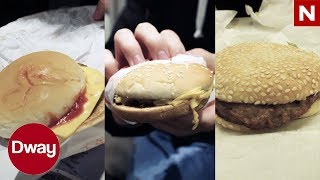 #Dway | Oslos beste burger - Episode 4: Burger King vs. McDonald's vs. Max | TVNorge