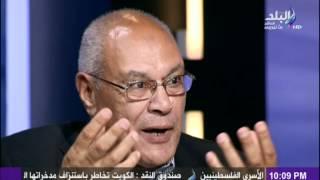 Le penseur islamiste Mohamed Selim al-Aoua, le candidat à la présidence