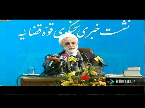 Iran Ejehei prosecutor general of the country : Sakineh Mohammadi Ashtiani Has sentensed to Stoning
