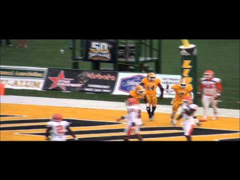 Southeastern Louisiana vs Sam Houston 11 16 13
