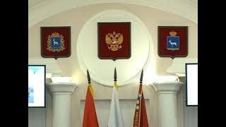 Самарские школьники задали вопросы председателю городской думы