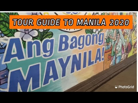 Manila  Travel Guide / 2021 Travel Guide to New Manila