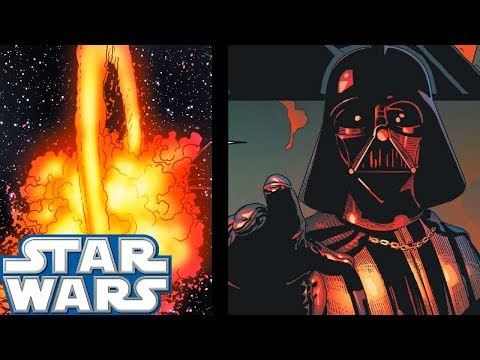 Darth Vader KILLS Pirates That Stole from the Empire(CANON) - Star Wars Comics Explained