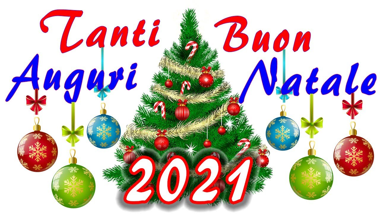 Tanti Auguri Di Buon Natale Buone Feste Natalizie A Tutti Youtube