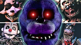FNAF\'s Scariest Animatronics and here\'s why... (Top Scary Five Nights at Freddy\'s)