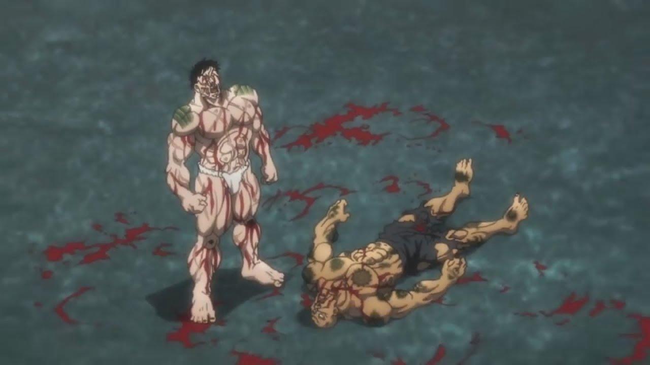 Hanayama vs Speck [Full Fight] - Baki (2018) ONA - AMV