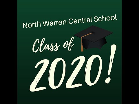 North Warren Central School - 2020 Graduation