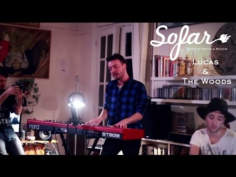 Lucas And The Woods - Victoria   Sofar Buenos Aires