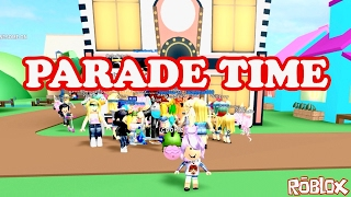 Roblox / PARADE IN MEEP CITY / Meep City / GamingwithPawesomeTV