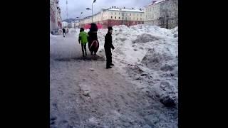 Атака Мыши-Мутанта в городе Междуреченск (часть1)