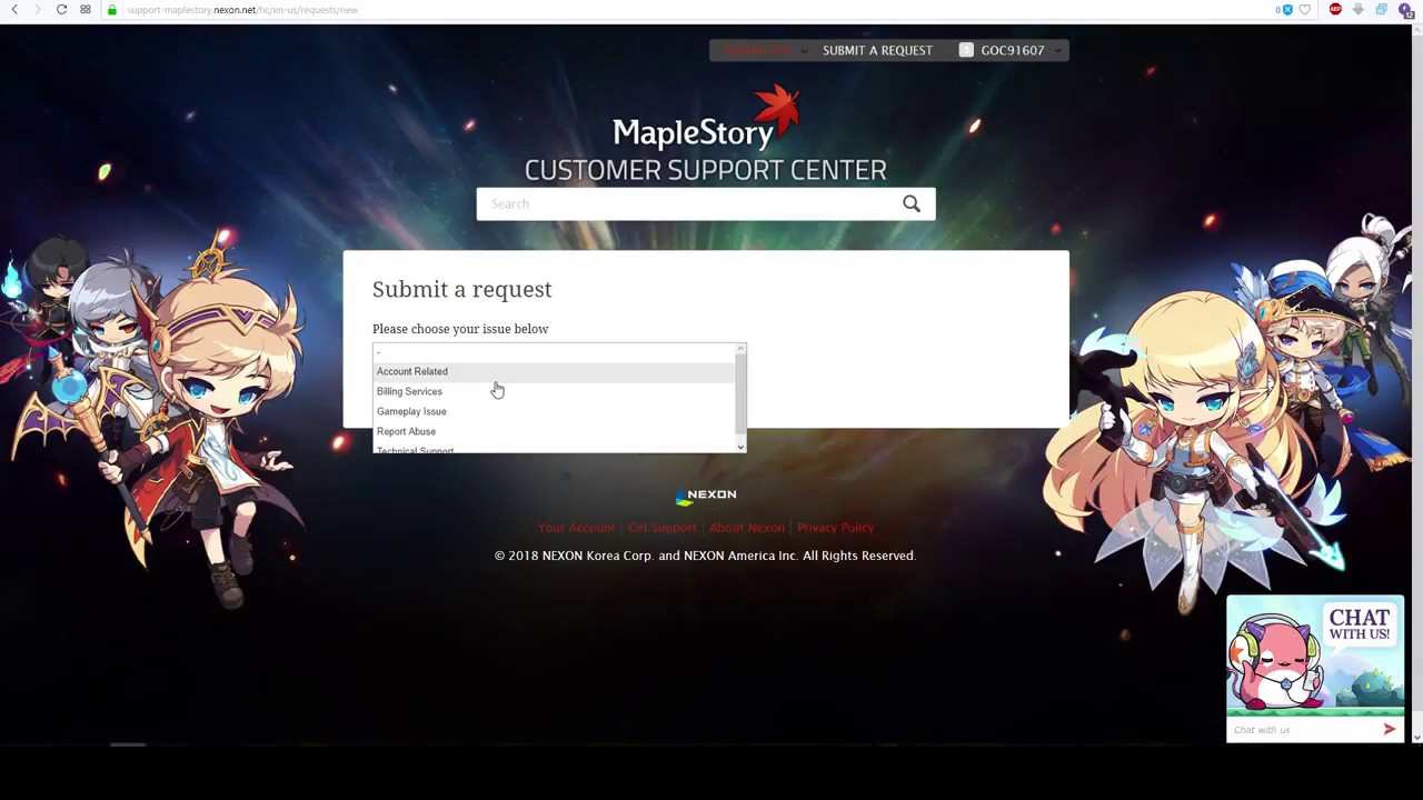 How to Submit an Appeal for MapleStory Account Unban - Unbanster