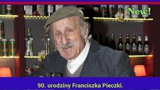 90. urodziny Franciszka Pieczki. Łzy płyną, gdy wspomina zmarłą żonę