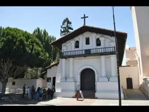 6 Mission San Francisco de Asis (Deloras) - 1776 - YouTube