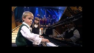 Mozart's heirs: Little music geniuses - TV total classic