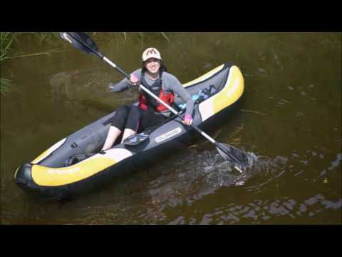 100 Mile 5 day Canoe Trip Down The River Wye - Day 1