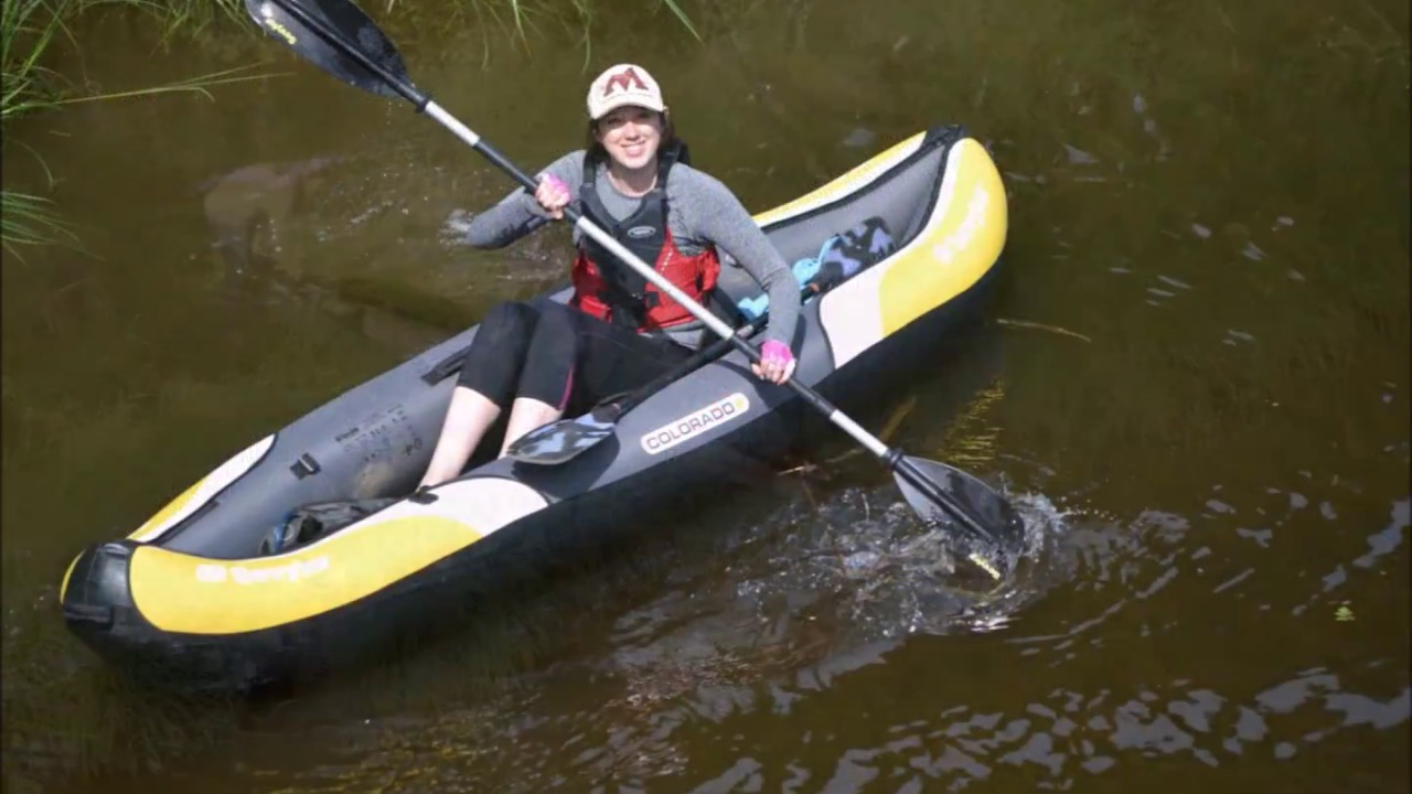 100 Mile 5 day Canoe Trip Down The River Wye - Day 1 - YouTube