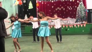 Танец Рок-н-ролл...(фруктовый салат)