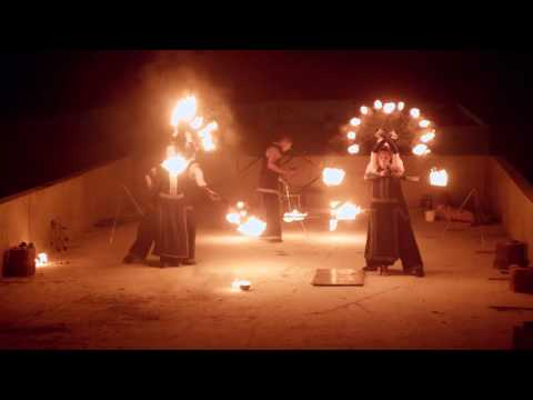 Видео: Театр огня Fire Spirit - 2015