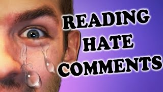 HATE COMMENTS | Reading Your Comments #51(I thought I'd do another one off Hate Comments video. Don't let hate bring you down, stay strong!! Twitter tag for comments: #septiccomments ▻Subscribe for ..., 2015-01-28T20:00:08.000Z)