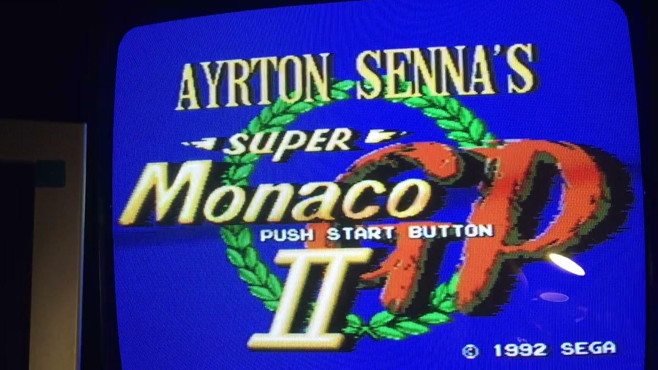 Mega Drive: Die Hard és Ayrton Senna vigyázó tekintete
