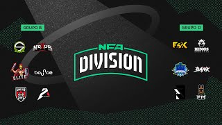 FREE FIRE - NFA DIVISION - GRUPO B x D - DIA 14 - #NFADIVISION