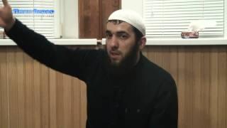 Хусейн абу Исхак — «Размышление о хадисе», урок 13