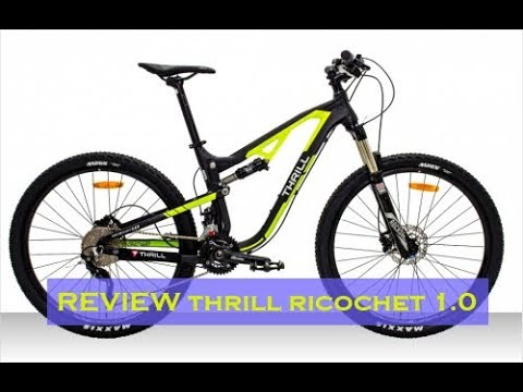 REVIEW SEPEDA THRILL RICOCHET 10