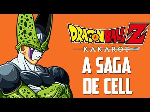 Dragon Ball Z Kakarot #11 - A saga do CELL