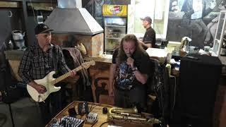 Deep Purple - Soldier Of Fortune - Михаил Рыбников - вокал, Василий Королёв - гитара