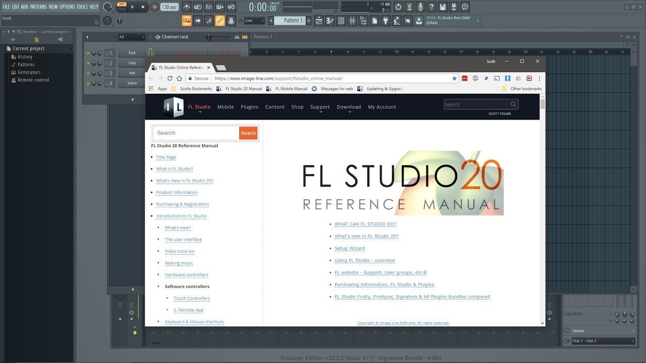 FL Studio Offline Manual