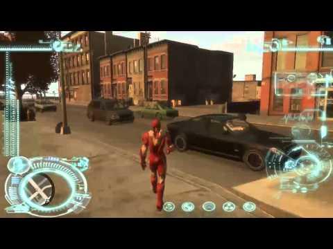 GTA IV โหลดฟรี+mod Iron Man