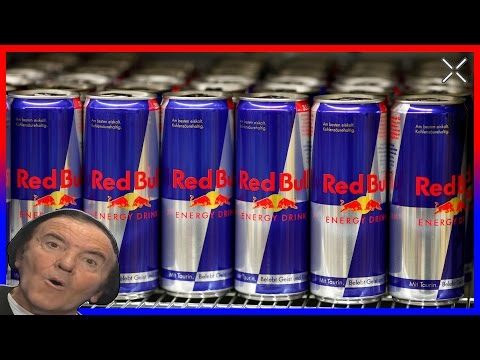 Red Bull Energy Drink Unboxing / Review (Mairou's 360 no scope fishing montage)