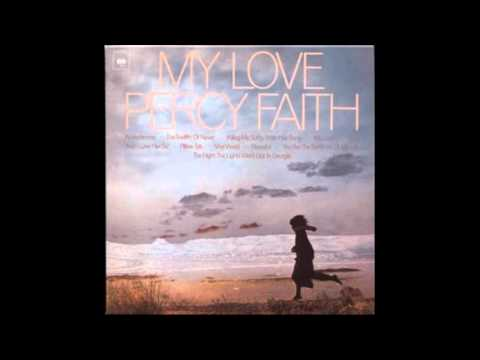 Percy Faith - My Love - 1973 - full vinyl album