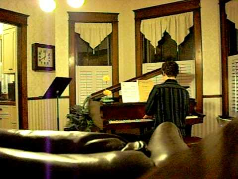 Wyoming Progressive Dinner 2011 --Beethoven (Sam Raptis, piano)